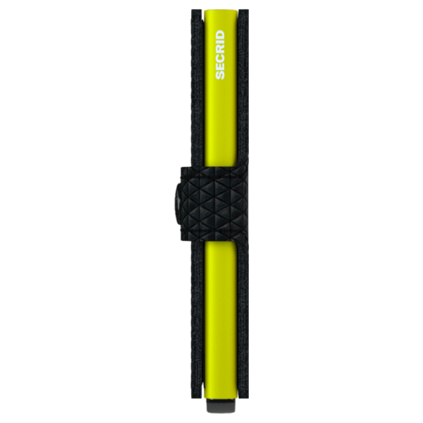 SECRID Miniwallet Diamond Black 3