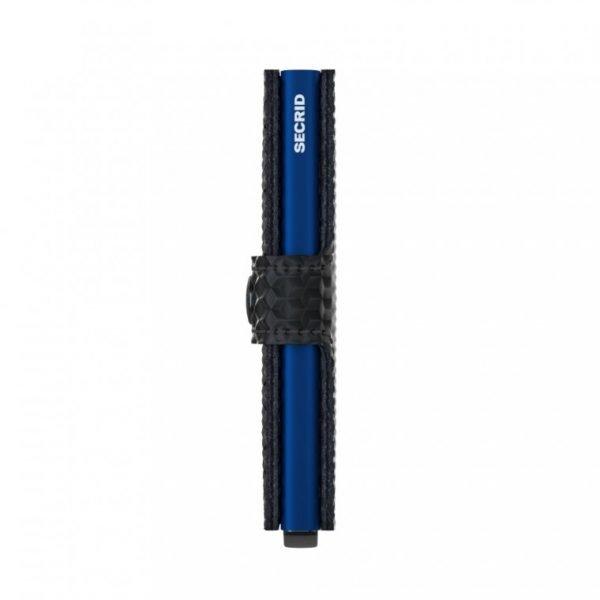 SECRID Miniwallet Rango Black laterale