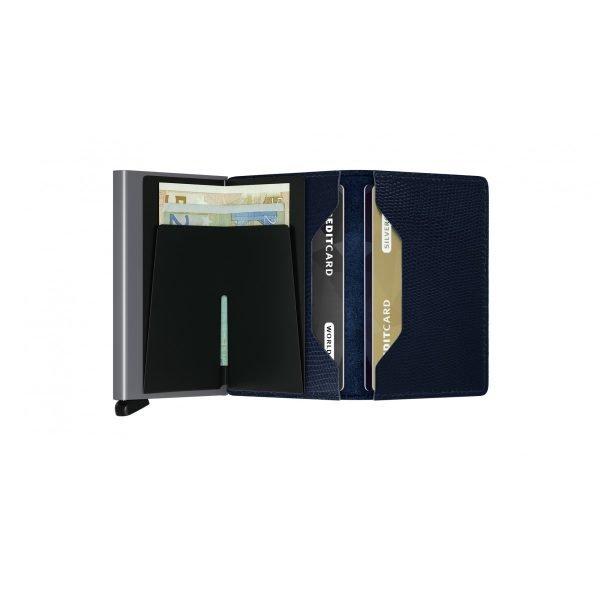 SECRID Slimwallet Rango Blue-Titanium