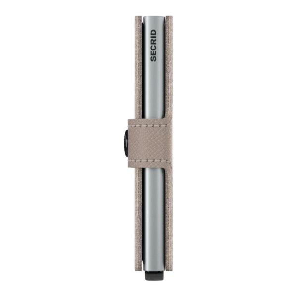 SECRID Miniwallet Crisple Taupe Camo 1
