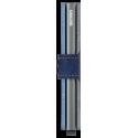 SECRID Miniwallet Indigo 5-Titanium 1
