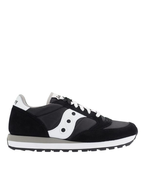 Sneakers Saucony Jazz Original (Nere) laterale