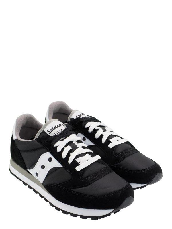 Sneakers Saucony Jazz Original (Nere) davanti