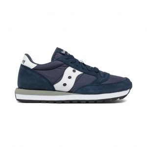 Sneakers Saucony Jazz Original (Blu scuro) laterale
