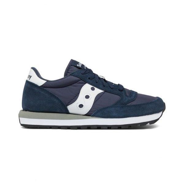 Sneakers Saucony Jazz Original (Blu scuro) laterale