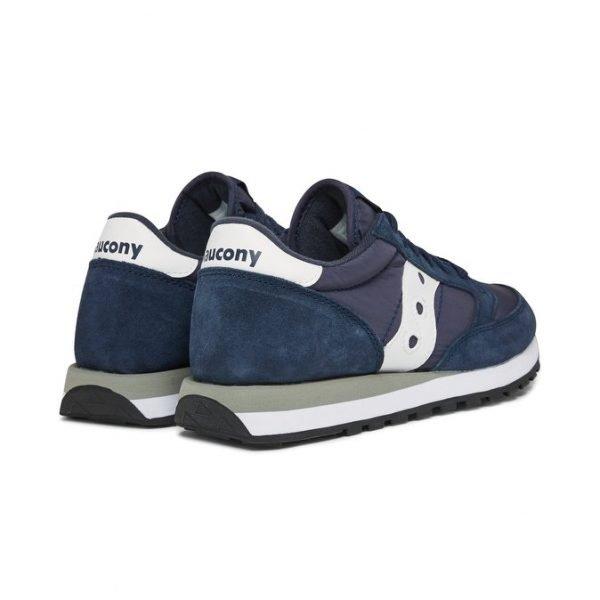Sneakers Saucony Jazz Original (Blu scuro) dietro