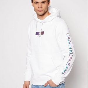 felpa Calvin Klein bianca 1