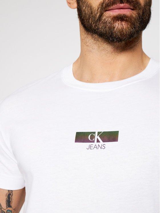 T-shirt Calvin Klein parte alta