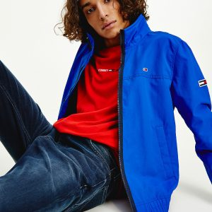 BOMBER UOMO TOMMY JEANS ZIP