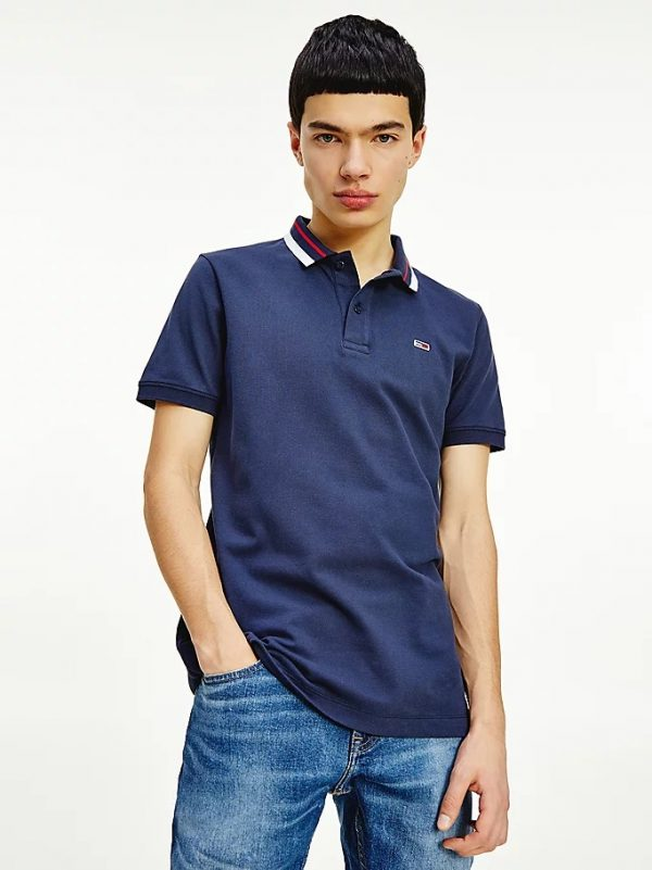 POLO TOMMY JEANS CLASSICS SLIM FIT