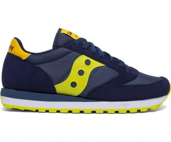 Sneakers Saucony Jazz Original Navy Yellow