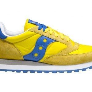 Sneakers Saucony Jazz Original Yellow Blue