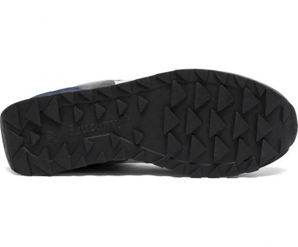 Sneakers Saucony Originals Shadow Grey Blue Yellow suola