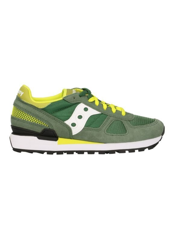 Sneakers Saucony Originals Shadow Green White Yellow