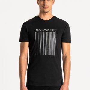 t-shirt uomo antony morato super slimfit